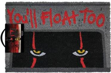 IT | You'll Float Too DOOR MAT