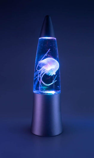 Jellyfish Shake & Shine | GLITTER LAMP