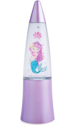 Mermaid Bay Shake & Shine | GLITTER LAMP