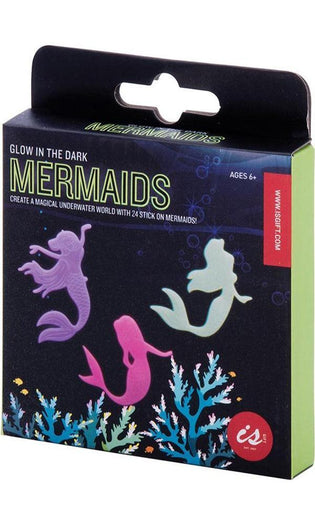 Mermaids | GLOW IN THE DARK