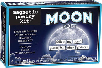 Moon Poet | MAGNETIC POETRY