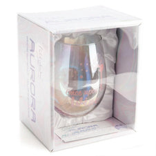 Once Upon A Wine [Aurora] | STEMLESS WINE GLASS