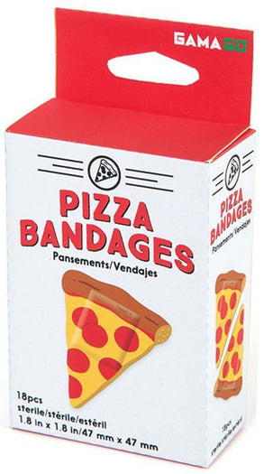 Pizza | BANDAIDS*
