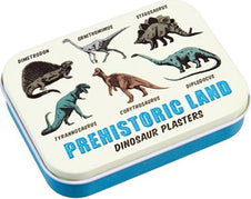 Prehistoric Land | PLASTERS IN A TIN