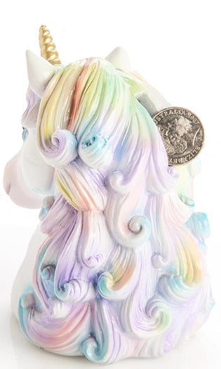 Pretty Unicorn Head | MONEY BANK