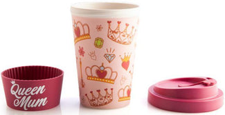 Queen Mum Eco-to-Go Bamboo | CUP
