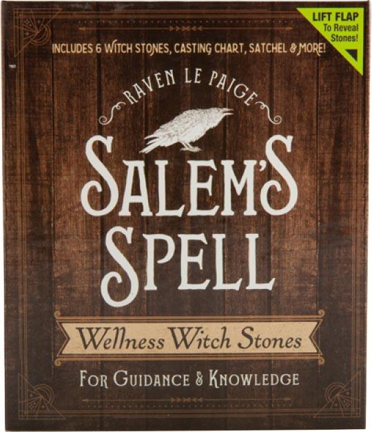 Salem's Spell | Wellness Witch STONES KIT
