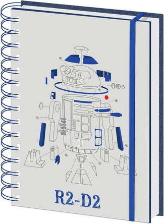Star Wars R2-D2 | NOTEBOOK
