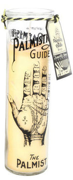 Tattoo Palm | TALL CANDLEPOT