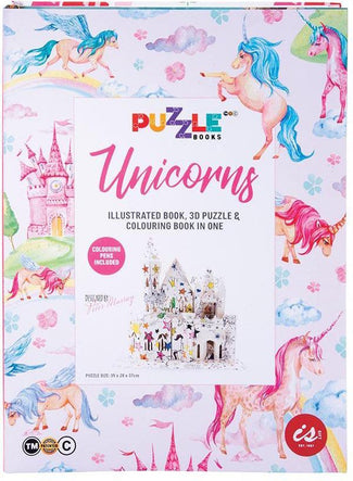 Unicorns | PUZZLE BOOK