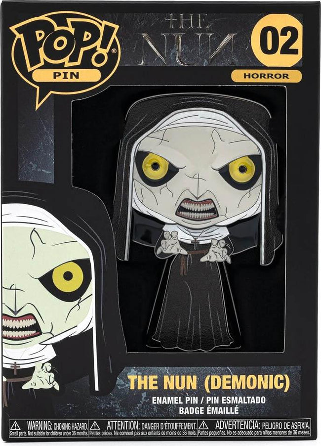 Horror Classics: The Nun | POP! ENAMEL PIN