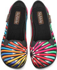 Colorama | SLIP ON FLATS
