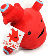 I Got The Beat! | HEART PLUSH