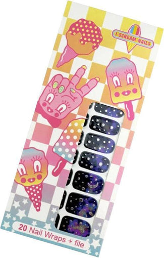 Beyond The Milky Way | NAIL WRAPS