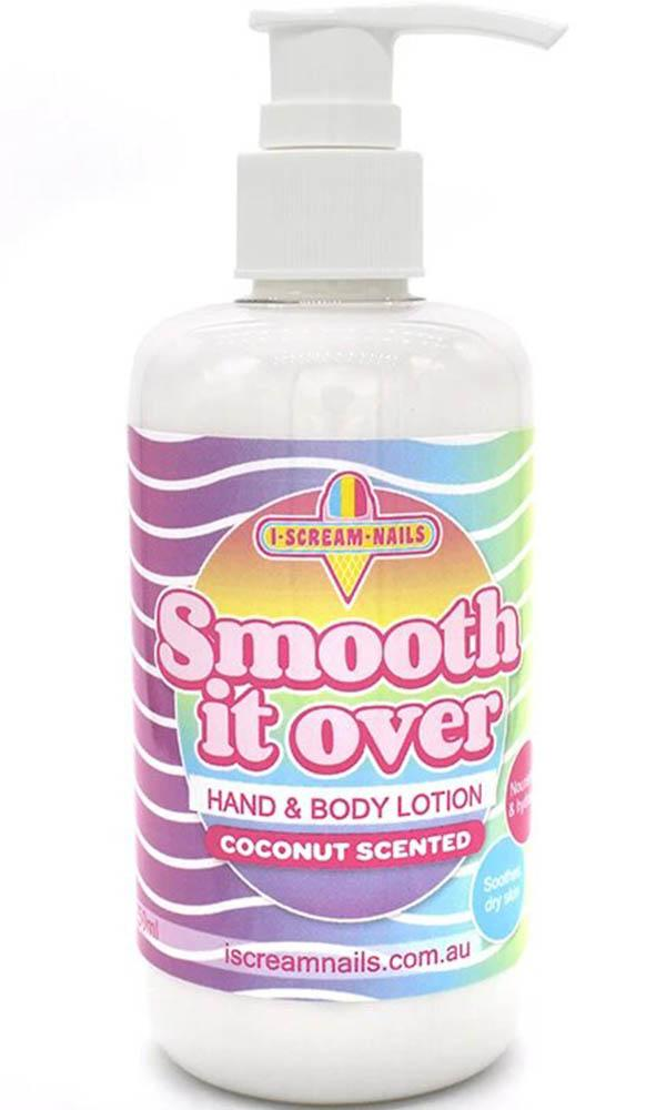 Smooth It Over [Coconut] | HAND & BODY LOTION