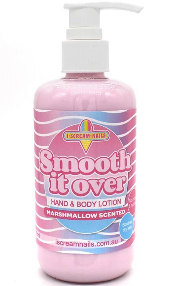 Smooth It Over [Marshmallow] | HAND & BODY LOTION