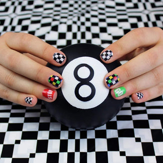 The Fast Lane | NAIL WRAPS