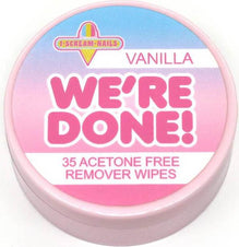 Vanilla | NAIL POLISH REMOVER WIPES