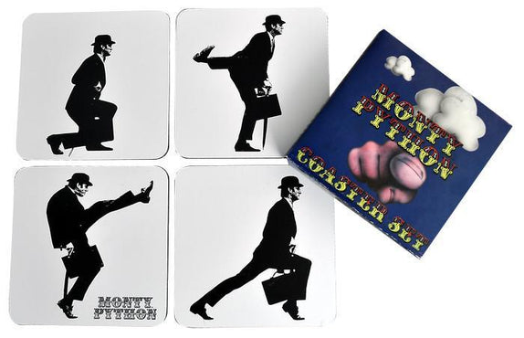 Monty Python | Silly Walk COASTER SET