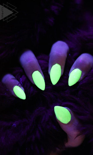 Better With The Lights Off | NAIL POLISH