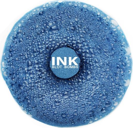 Ink Blot Beach Please Bath Bomb