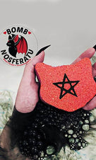 Beserk Nosferatu Red | BATH BOMB