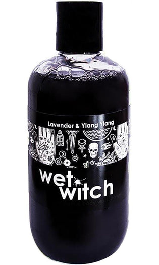 Ink Blot Wet Witch | BUBBLE BATH & BODY WASH POTION