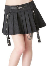 Insanity Plea Skirt