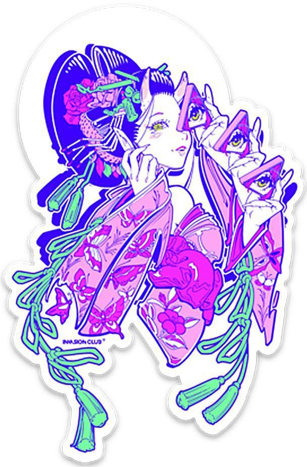 Oiran | STICKER