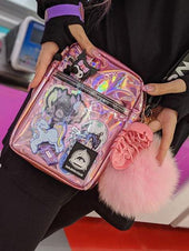 Otaku Essentials [Pink Holo] | BAG