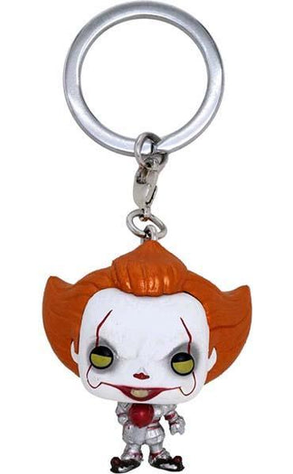 It 2017 | Pennywise Balloon Mt POP! KEYCHAIN