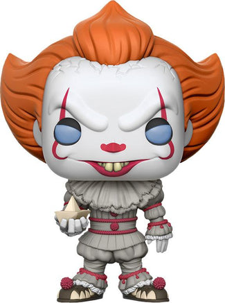 IT 2017 | Pennywise With Boat POP! VINYL