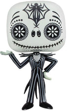 Jack Day Of The Dead (Figure)