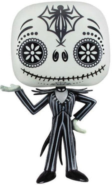 The Nightmare Before Christmas | Jack Day of the Dead POP! VINYL