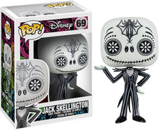 Nightmare Before Christmas - Jack Day of the Dead POP! VINYL