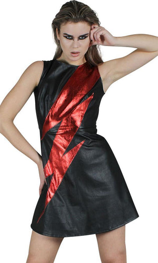 Aladdin Sane Tribute | A-LINE DRESS