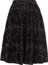 Andrea Flocked | SKIRT