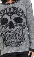Celtic Skull | SWEATER
