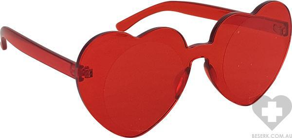 Lonely Heart [Red] | SUNNIES