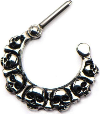 Skull Septum | CLICKER