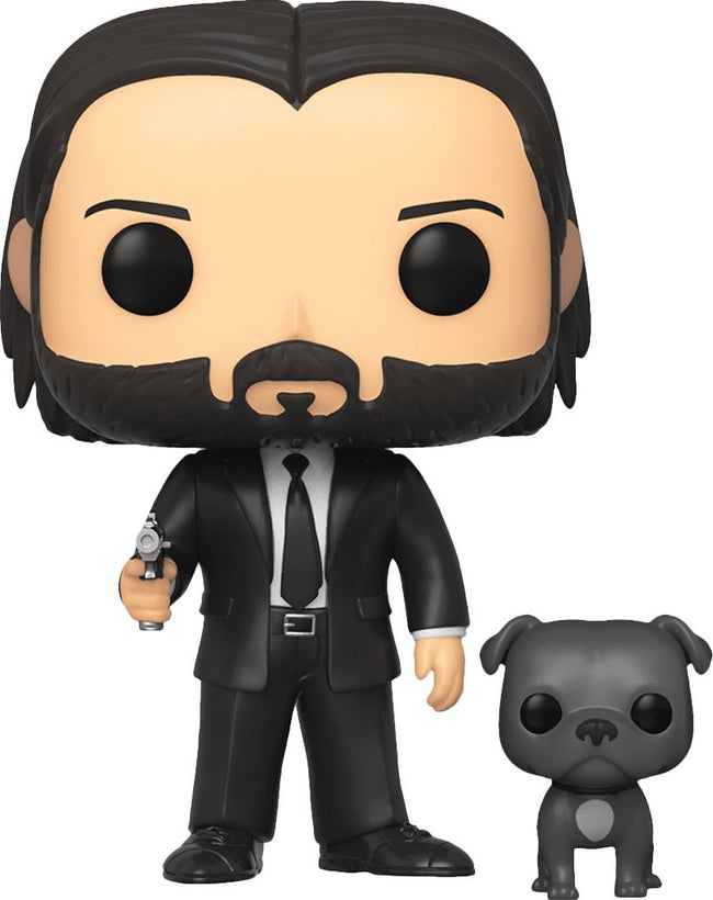 John Wick | John Wick With Dog POP! VINYL