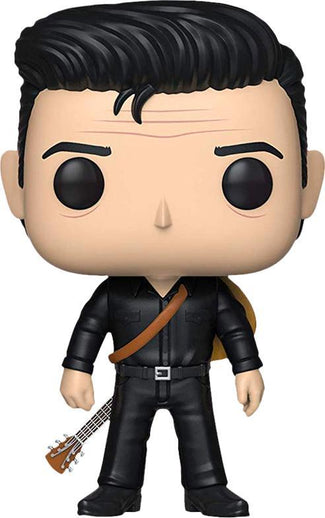 Johnny Cash | Johnny Cash in Black POP! VINYL