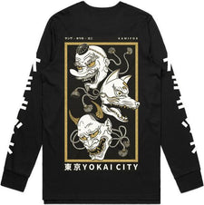 Yokai City | Long Sleeve TEE