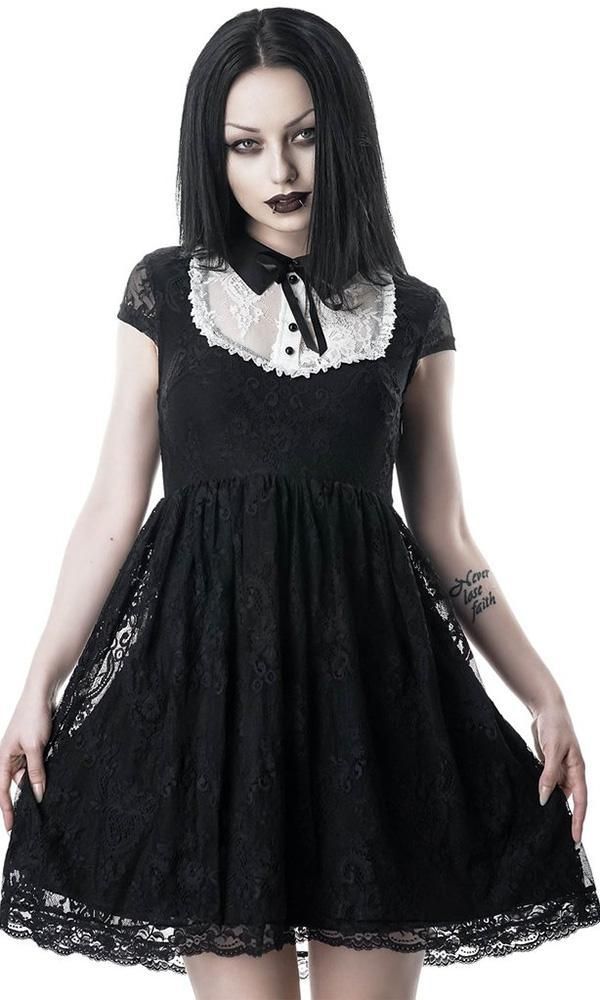 Agnes Lace | BABYDOLL DRESS
