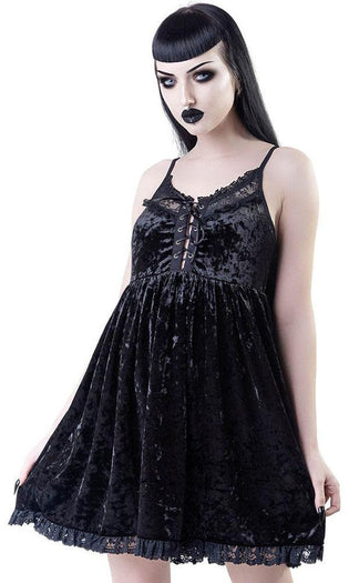 Ashbury's Angel Velvet | DRESS