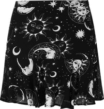 Astral Light | SKATER SKIRT