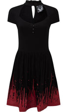 Blood Thirsty | SKATER DRESS