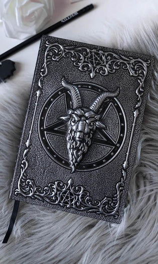 Book of The Beast | 3D JOURNAL