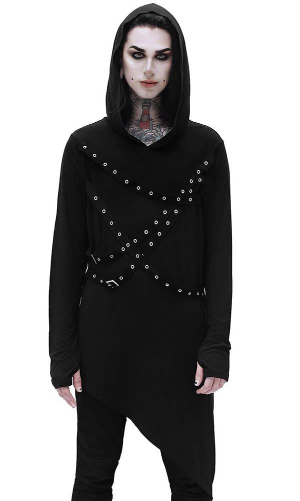 Corrosion | HOODED TOP