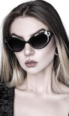 Cosmic Shade [Glitter] | SUNGLASSES